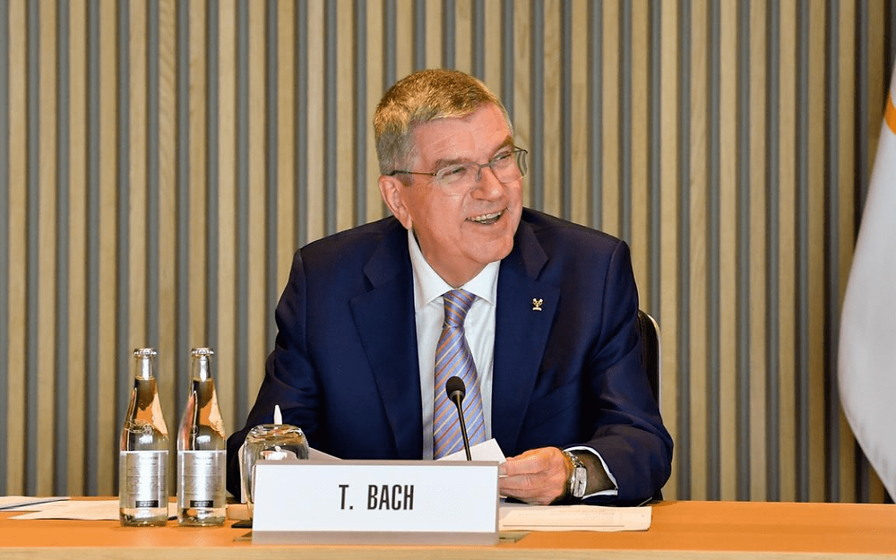IOC president Thomas Bach re-elected for second term