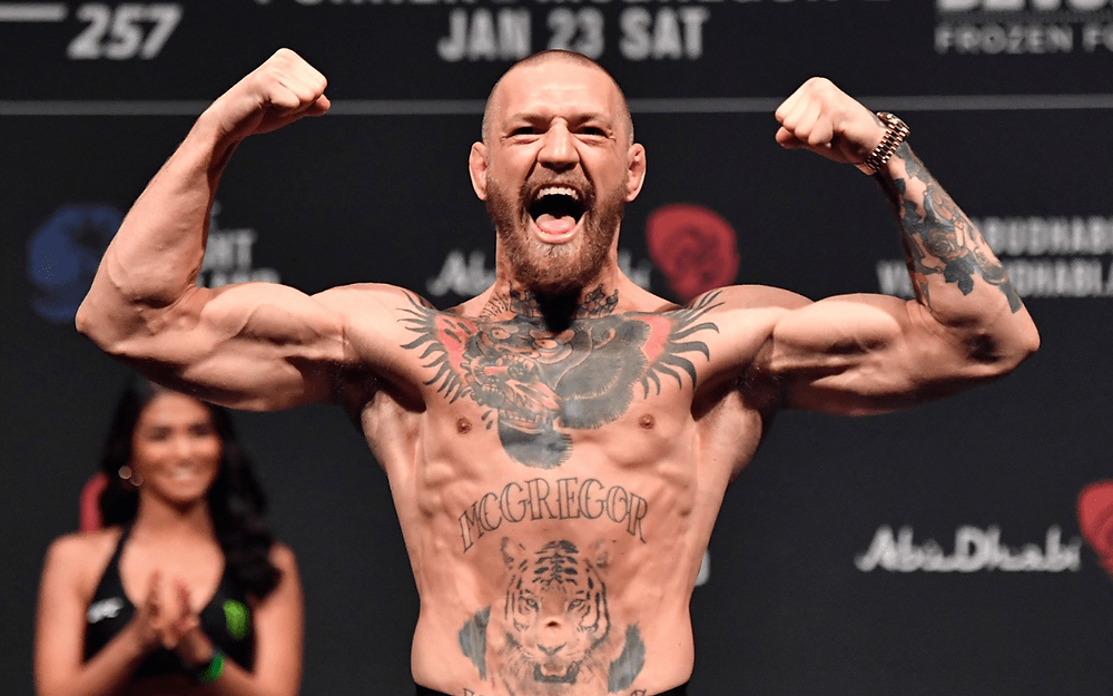 conor McGregor UFC 257 records 1.6m PPV buys globally