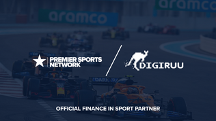 Premier Sports Network announce Digiruu as an Official Partner to the Finance in Sport network