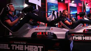 F1 Esports series breaks record viewers