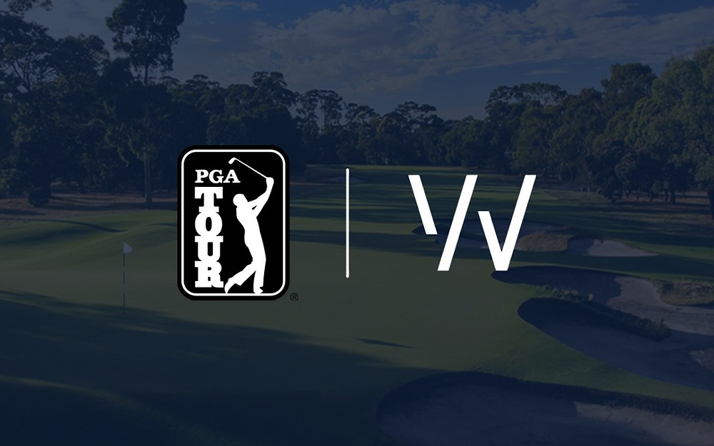pga tour agree fitness wearable partnership WHOOP