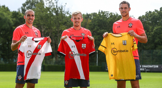 Southampton end relationship with LD Sports and announce Sportsbet.io as new shirt sponsor