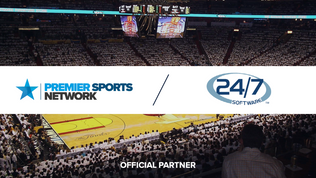 Premier Sports Network are proud to announce a deal with 24/7 Software