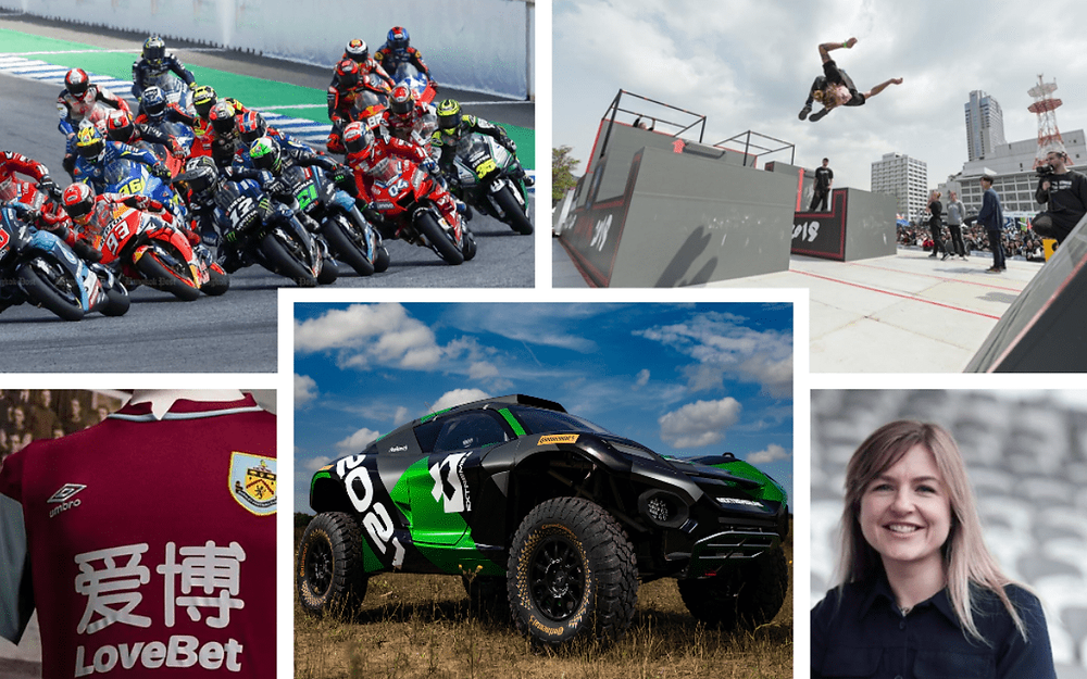 A round-up of today's breaking sports business news stories including, Burnley's search for anew shirt sponsor, MotoGP's BT Sport extension, Extreme E's SNTV broadcast deal and much more...
