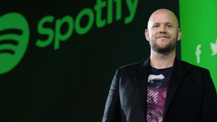 The Spotify co-founder, Henry, Bergkamp and Viera look to launch joint Arsenal bid