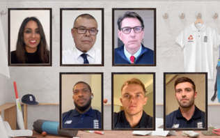 England cricket stars support NHS vaccine rollout