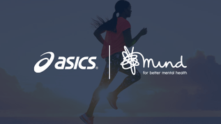 ASICS launches mental health initiative with Mind