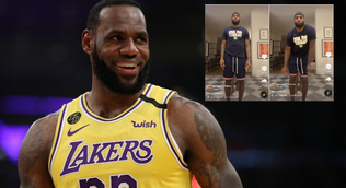 NBA score TikTok engagement despite Trump's vow to ban app