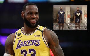 NBA score TikTok engagement despite Trump's vow to ban app
