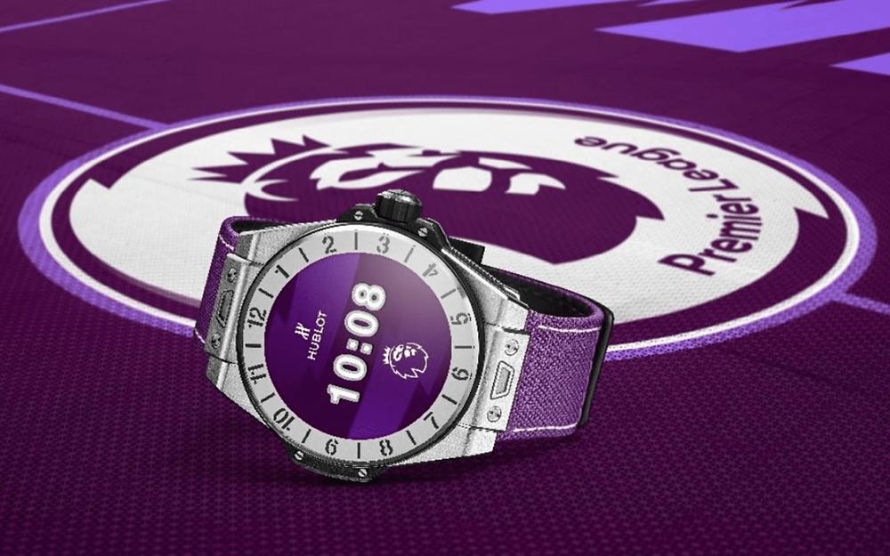 Hublot unveils limited edition Premier League watch