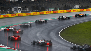 Canadian GP replaced on 2021 calendar by Turkish GP due to travel restrictions