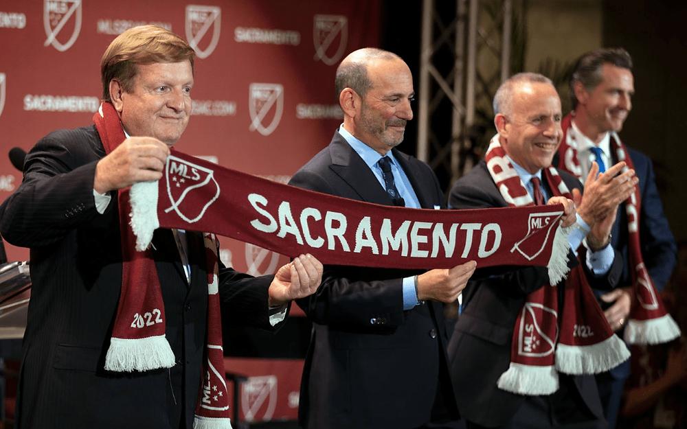 Sacramento Republic FC's MLS expansion franchise at risk after Burkle quits