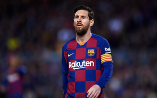 Budweiser partners with Messi