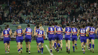 Western Bulldogs sign jersey deal with cryptocurrency firm CoinSpot