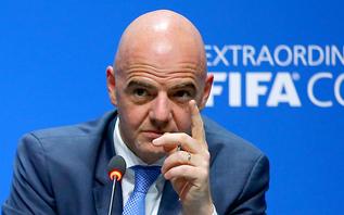 FIFA President Gianni Infantino denies interest in forming a 'European Premier League'