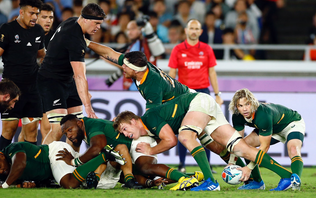 South Africa withdraw from Rugby Championship over player welfare fears
