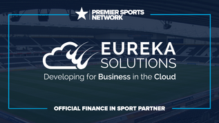 Premier Sports Network extend partnership with Eureka Solutions as an Official Partner