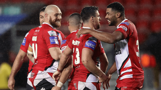 Salford Red Devils to wear concussion-assessing mouthguards