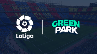 La Liga forms partnership with GreenPark Sports