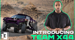 Lewis Hamilton creates Extreme E team