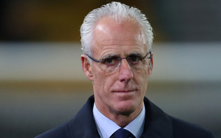Mick McCarthy announced as APOEL manager