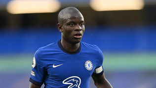 N'Golo Kanté on the importance of having a 'Plan B'