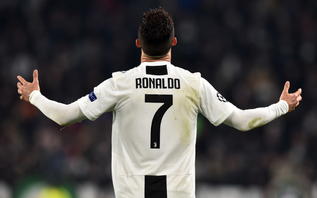 Ronaldo emerges as first billionaire footballer