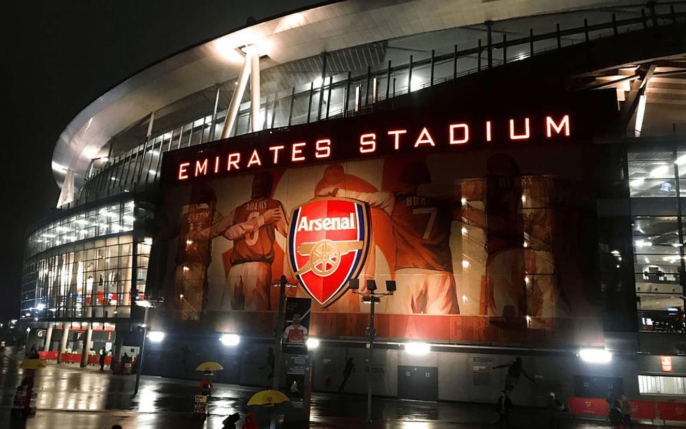 arsenal receive £120 million bank of England loan