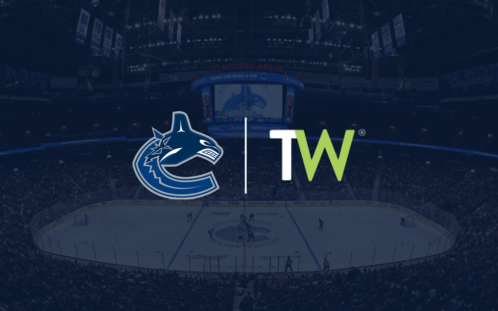 Vancouver Canucks announce partnership with Teamworks