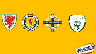 Weetabix extends national team partnerships across the UK and Ireland
