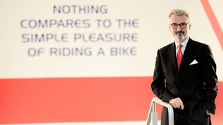 Frank Slevin commits to second term as British Cycling chair