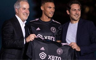 Inter Miami land crypto firm XBTO as first shirt sponsor