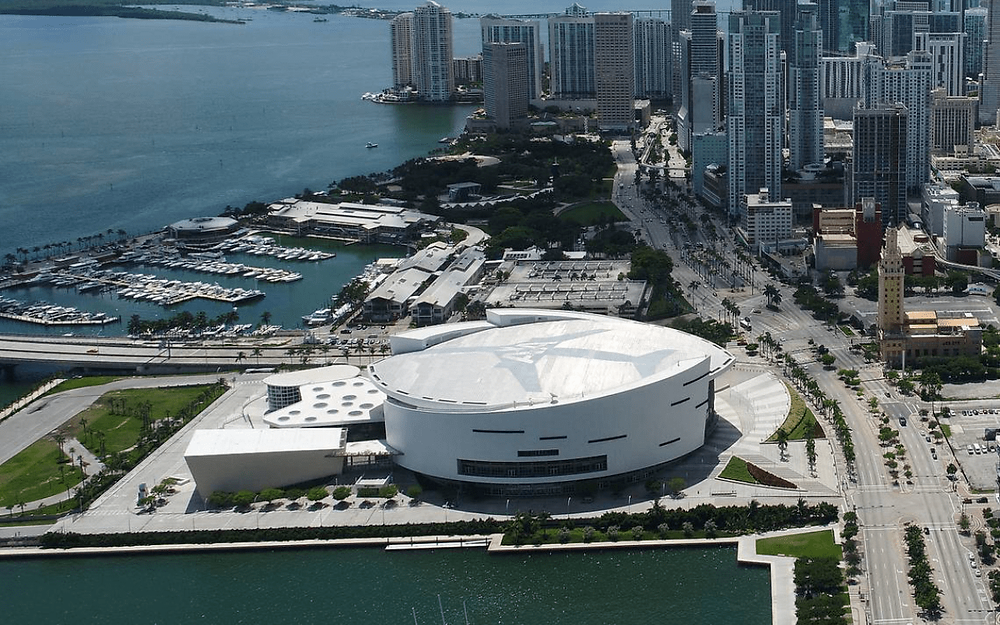Miami Heat in talks with cryptocurrency platform over arena naming rights