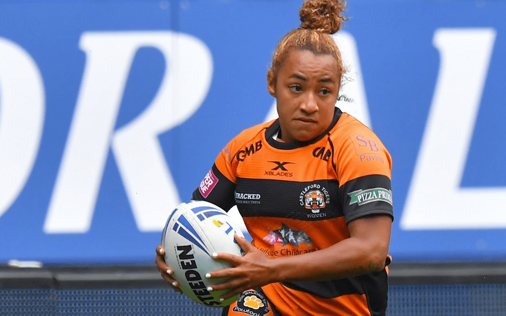 The National Lottery has become an official partner of the Women's Rugby League