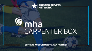 Premier Sports Network announce partnership with MHA Carpenter Box