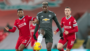 Liverpool v Manchester United draws record 4.5m viewers for Sky