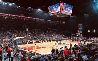Las Vegas Aces' home arena to be renamed Michelob Ultra Arena