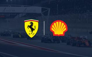 Ferrari announce extension with long-term partner Shell