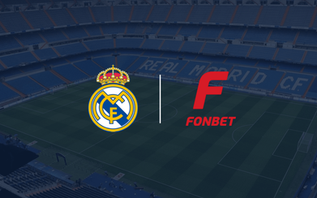 Real Madrid announce betting agreement with Fonbet