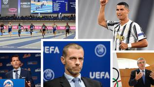 Sports Round-Up   UEFA, IOC and Ronaldo