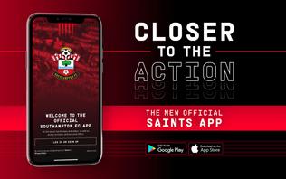 Southampton FC launches official mobile app