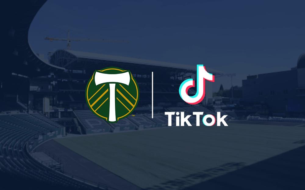 Portland Timbers announce multi-year partnership with TikTok