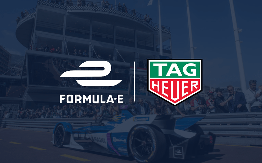 Formula E announces TAG Heuer multi-year extension deal