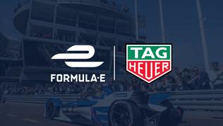 Formula E announces TAG Heuer multi-year extension deal