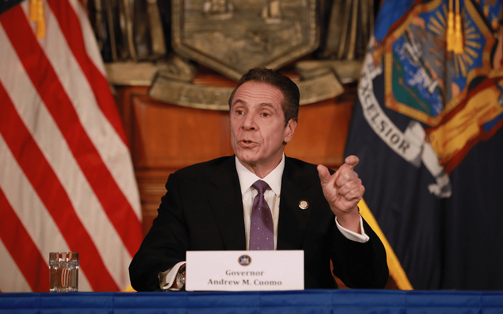 andrew cuomo new york legalise sports betting new jersey