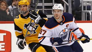 NHL teams announce helmet sponsors