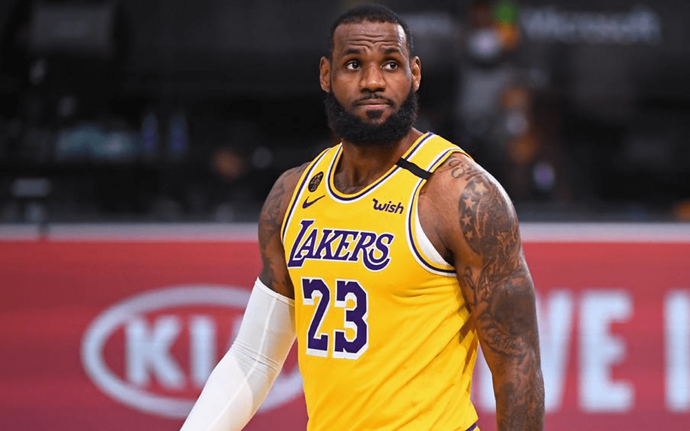 lebron james lakers NBA health officials cover-19 pandemic player health care