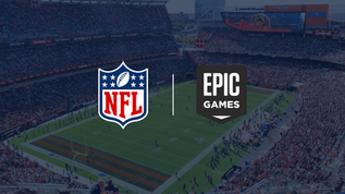 NFL extends partnership with Epic Games