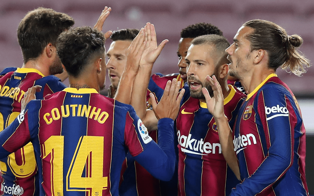 Barcelona replace rivals Madrid as the world's most valuable football club