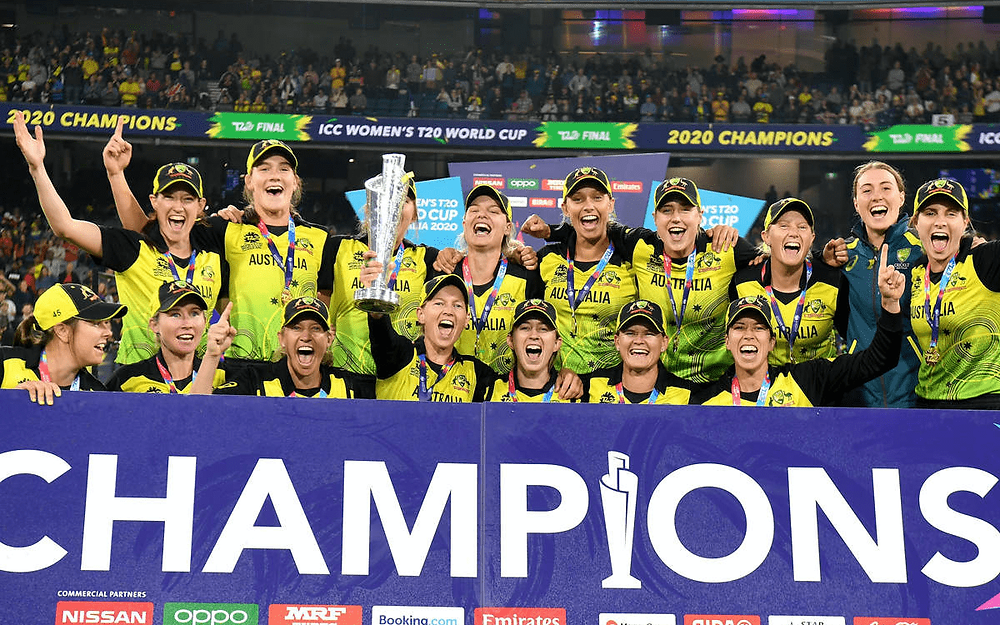 ICC to increase teams in Women's T20 and 50-over World Cups from 2026